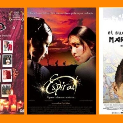 Movies to be shown at the third Cine México