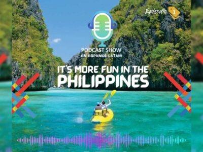 """""""¡En Filipinas es Más Divertido! podcast"""