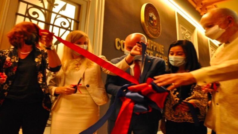Inauguration of the Philippine Consulate in Barcelona