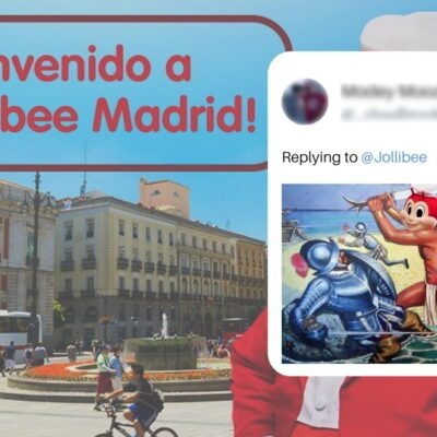 'Payback Time': Social Media Users React to Jollibee's Spain Store Teaser With Memes