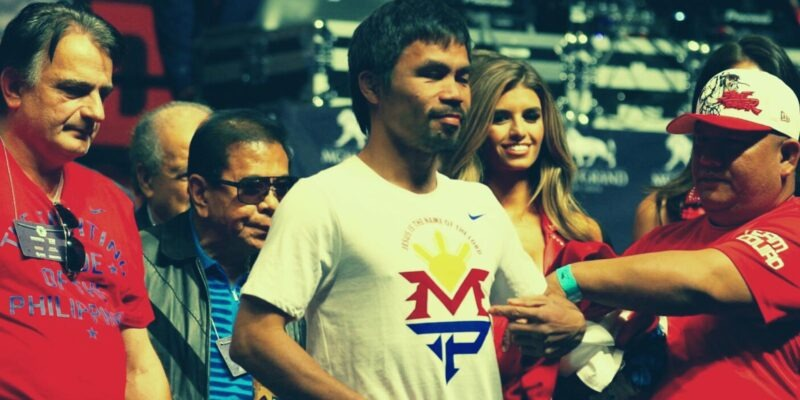 'My Grandfather Is a Pure Spanish': Manny Pacquiao Says He's 'Half Spanish'