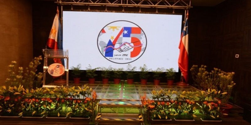 Philippines-Chile Diplomatic relations