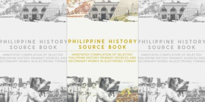 NCCA Releases Free Philippine History E-Book Containing Readings Beginning From Pre-Spanish Period