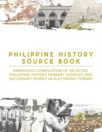 Philippine History Source Book Cover