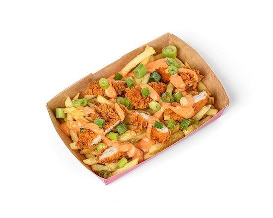 Sriracha Chicken Fries